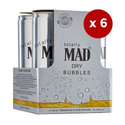 Mad Wine - Bubbles Alb Sec...